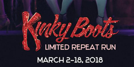 Kinky Boots Limited Repeat Run