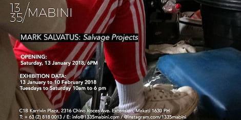 Mark Salvatus: Salvage Project