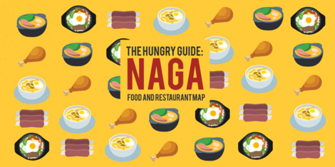 The Hungry Guide: Naga City, Camarines Sur