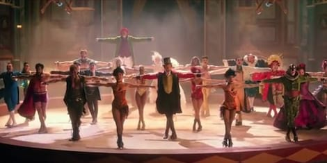 In 'The Greatest Showman,' Everything is as Easy as a Song