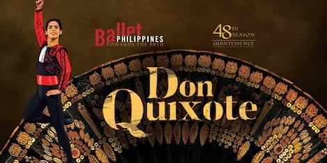 Ballet Philippines Caps It's 48th season with Don Quixote