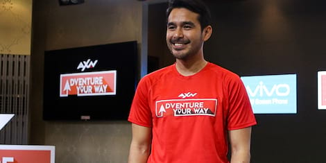 INTERVIEW: Atom Araullo on His Newest Travel Show 'Adventure Your Way'