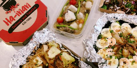 Potluck Must-Try: 'Ha-inan Delivery & Take Out' Brings Fun Filipino Food to Your Doorstep