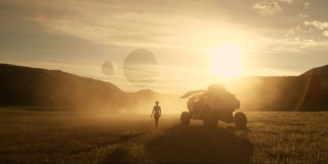 WATCH: Netflix Releases the Global First Look at Intergalactic Adventure Series Lost In Space