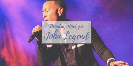Monday Mixtape: Step Into 'Darkness and Light' with this John Legend Playlist