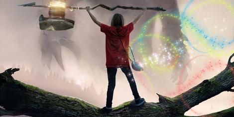 Fantasy Thriller Film, I Kill Giants, Opens in PH Cinemas Today!