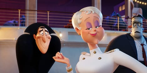 WATCH: A Cursed Cruise Awaits Drac in New Hotel Transylvania 3 Trailer