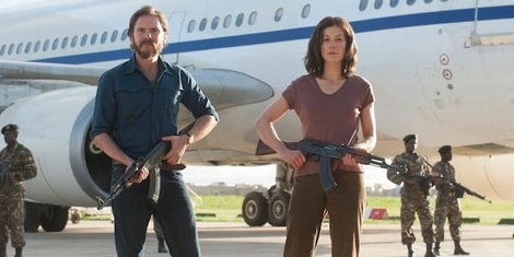 Crime Thriller Film, 7 Days in Entebbe, Opens in PH Cinemas Today!