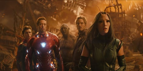 Cast of Avengers: Infinity War Reflects on MCU 10-Year Legacy