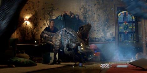 WATCH: Dinosaurs Terrify in Final Trailer of 'Jurassic World: Fallen Kingdom'