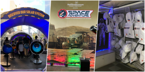IN PHOTOS: Embark on a Space Adventure at The Mind Museum!