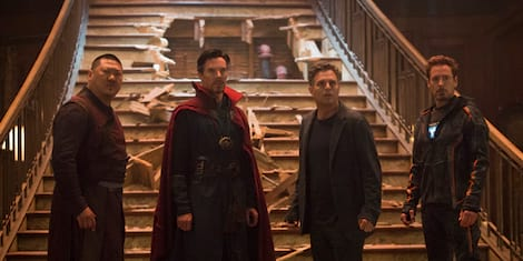 Marvel Studios' Avengers: Infinity War Marks Biggest Single Day Gross Box Office for Any Film in the Philippines