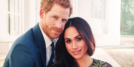 Harry and Meghan Say 'I Do' with TLC's Top Wedding Experts