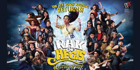 Rak of Aegis: The Hit Pinoy Musical Returns