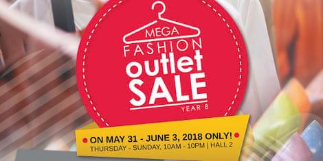 Mega Fashion Outlet Sale