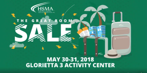 1st HSMA's Great Room Sale