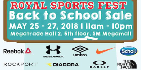Royal SportsFest Back-to-School Sale