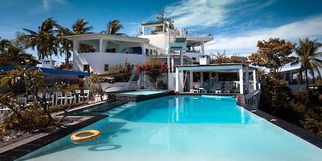 Sundowners Vacation Villas: A Piece of Santorini in Bolinao, Pangasinan