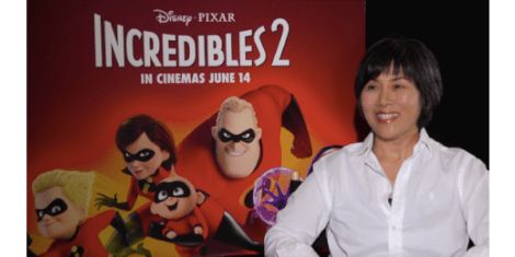 Q&A with Pixar's Bryn Imagire, 'Incredibles 2' Shading Art Director