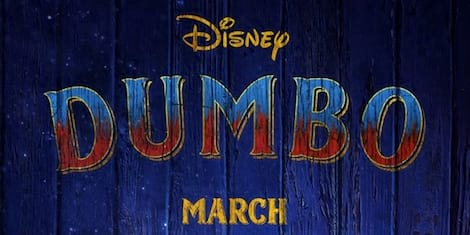 WATCH: The First Trailer to Tim Burton's Live Action Adaptation of 'Dumbo'