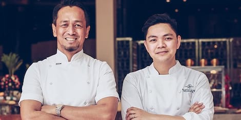This Filipino Food Festival Features Eat-All-You-Can Dishes by Chef Sau del Rosario and Chef Miko Aspiras