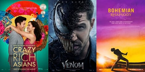 NEXT ATTRACTION: All the Movies Coming Out in the Second Half of 2018