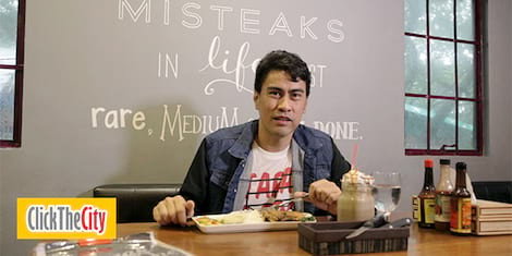 Interview with the Hungry: Ramon Bautista on Googling himself, Instagram accounts he loves and more!