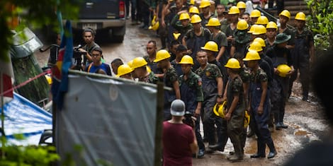 Discovery Chronicles The Harrowing Story and Extraordinary Rescue Of the Thai Soccer Team