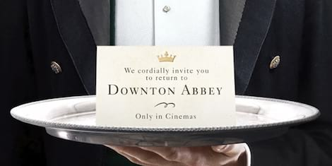 A 'Downton Abbey' Movie Is Already in the Works!