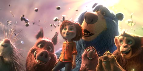 WATCH: Secret Theme Park Revealed in Wonder Park Trailer