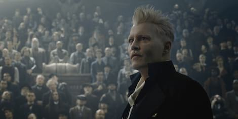 Grindelwald Wrecks Havoc in New Fantastic Beasts Trailer