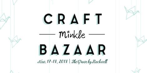 Craft Minkle Bazaar