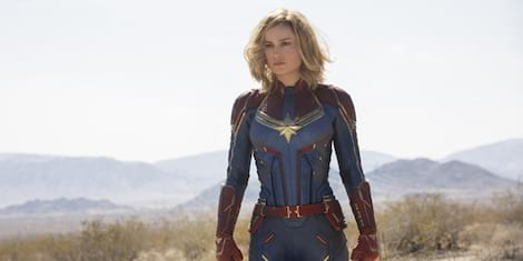 WATCH: The Trailer to 'Captain Marvel' is Finally Here!