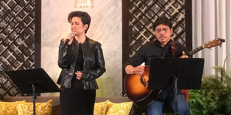 WATCH: Lea Salonga Performs A-Ha's 80s Classic 'Take On Me' at her 40th Anniversary Concert Presscon