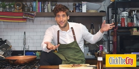 Interview with the Hungry: Nico Bolzico on why #BolzicoBeef is better, what's it like growing up in a farm and more!