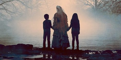 WATCH: The New Trailer to James Wan's New Film 'The Curse of La Llorona'