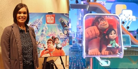 Q&A with Josie Trinidad, Head of Story of Disney's 'Ralph Breaks the Internet'