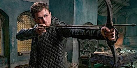 Meet Your New 'Robin Hood' and Merry Men in this Upcoming Adaptation Produced by Leonardo DiCaprio