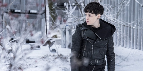 Crime Thriller Film, The Girl in the Spider's Web, Opens in PH Cinemas Nationwide