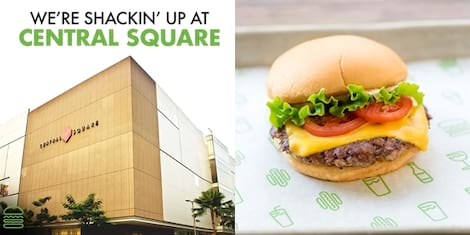 Shake Shack is Opening in BGC Next Year!