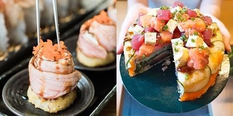 8 Places Serving Unique Sushi Rolls in Metro Manila