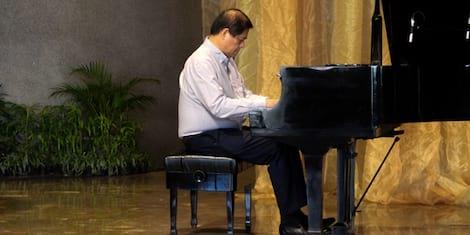 International Pianist Raul Sunico Returns for Historic Rachmaninoff Performance