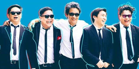 Ely Buendia and The Itchyworms are together for their first major concert at Resorts World Manila!