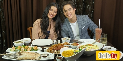 "Interview with the Hungry: Enrique Gil and Liza Soberano on Alone/Together, their ""what ifs"" and more!"