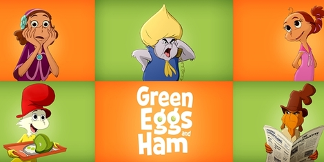 'Green Eggs and Ham', A New Animated Series Based on the Book by Dr. Seuss is Coming To Netflix!
