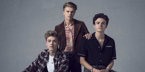 New Hope Club Live in Manila
