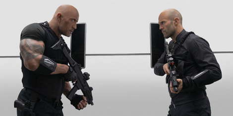 The Payoff Trailer to 'Fast & Furious Presents: Hobbs & Shaw' Starring Dwayne Johnson and Jason Statham