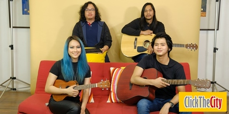 City Sessions: Gracenote performing 'Bakit Ganyan Ka' and 'Here I Go Again'