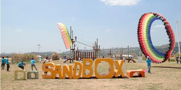 Sandbox at Alviera: A Playground in Pampanga for Kids and