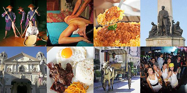 travel itinerary essential things when metro manila